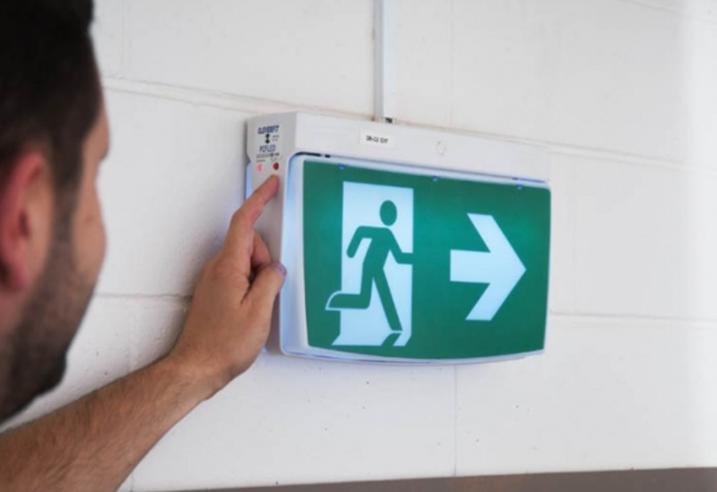 emergency lighting testing