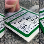 test and tag labels